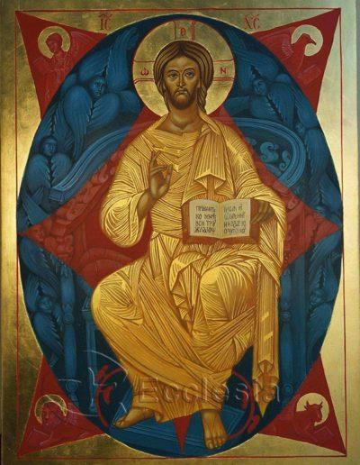 Jezus Chrystus w Majestacie - Małgorzata Kałuża