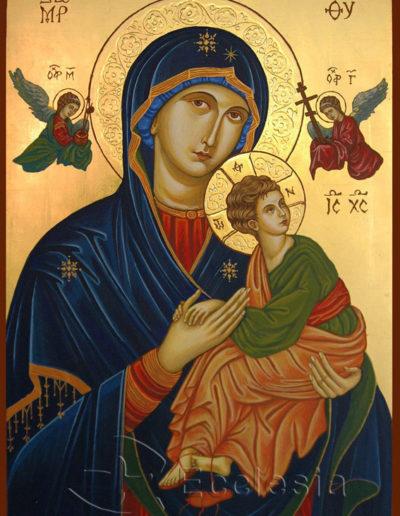 Matka Boska Nieustającej Pomocy - Małgorzata Rawska