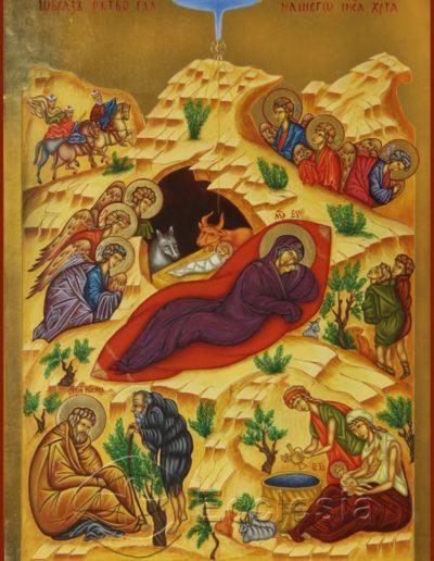Narodzenie Jezusa Chrystusa - Maria Pilch