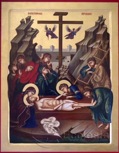 Opłakiwanie Jezusa - Anna Żarnowiecka