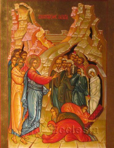 Wskrzeszenie Łazarza - Zofia Górska