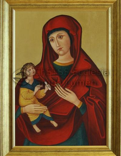 Matka Boża Łaskawa - Ewa Ferenc-Tłuszcz