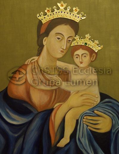 Matka Boża Łaskawa Księżna Wieliczki - Alicja Fiutowska