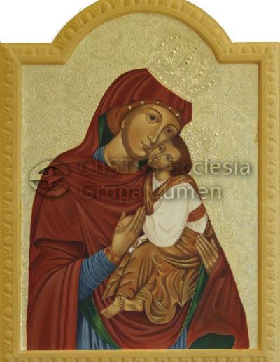 Matka Boża Łopieńska- Matka Pięknej Miłości - Małgorzta Kałuża