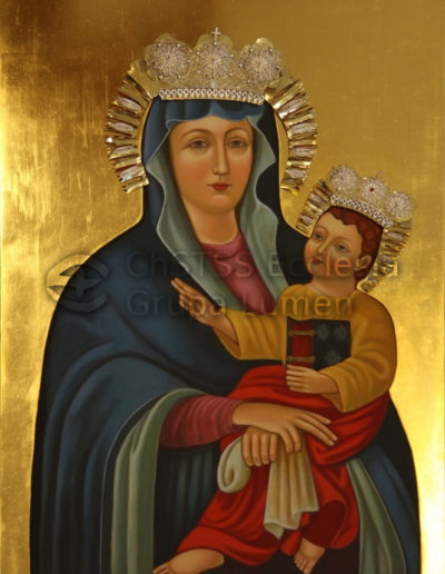 Matka Boża Cieszyńska - Ewa Kolarz
