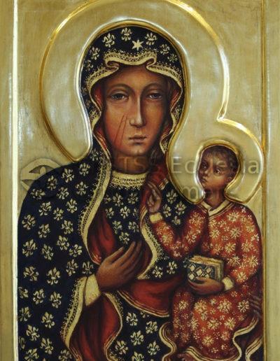 Matka Boża Częstochowska - Małgorzata Gromala