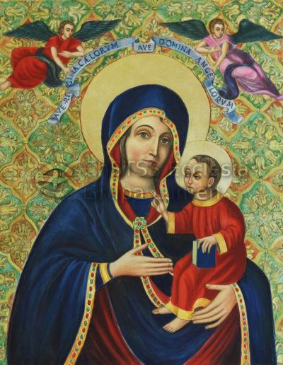 Matka Boża Gietrzwałdzka - Zofia Górska