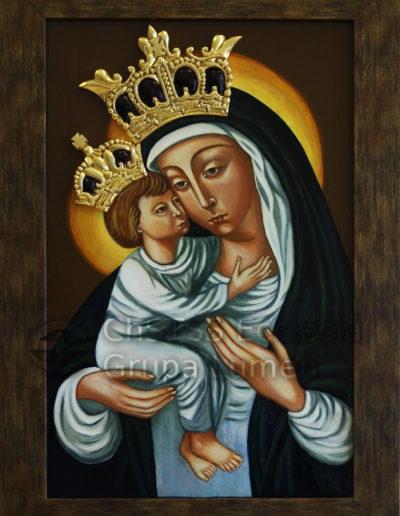 Matka Boża Kozielska - Zwycięska Królowa Różańca - Marta Bernacka