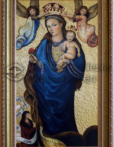 Matka Boża Pięknej Miłości - Ewa Kucharczyk
