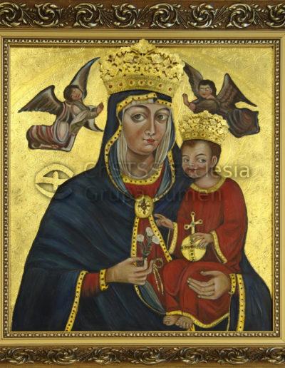 Matka Boża Pocieszenia - Barbara Woźniczko