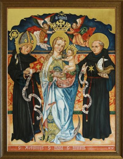 Matka Boża Pocieszenia - Maria Pilch