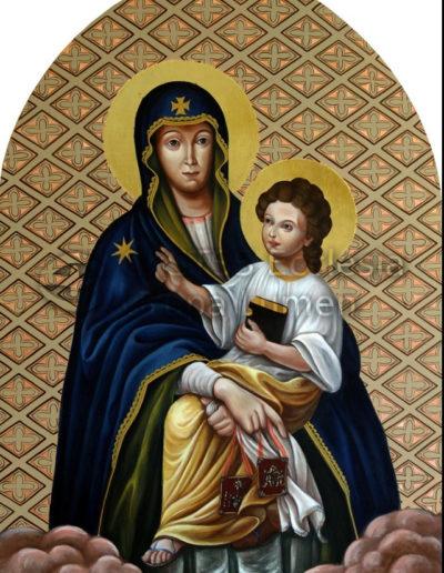 Matka Boża Szkaplerzna z Czernej - Agata Białas
