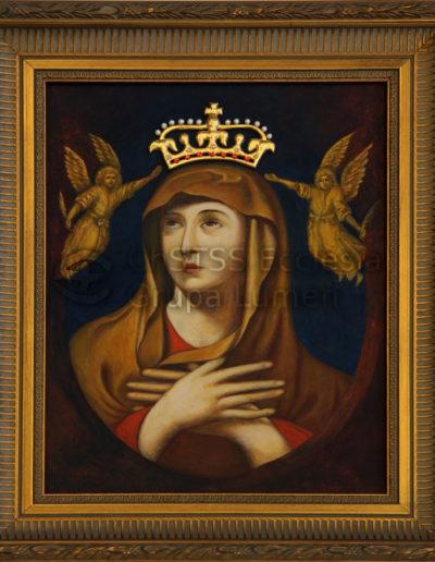 Matka Boża Tęskniąca - Janina Koza
