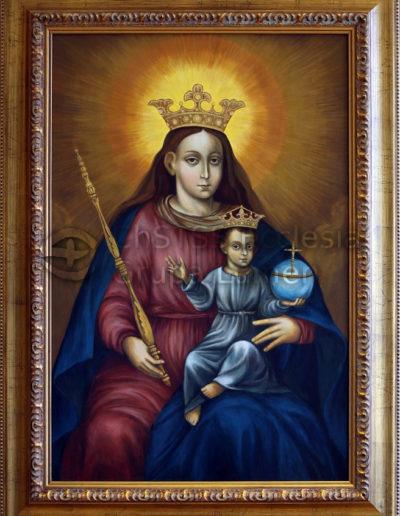 Matka Boża z Kalwarii Pacławskiej - Beata Olszewska