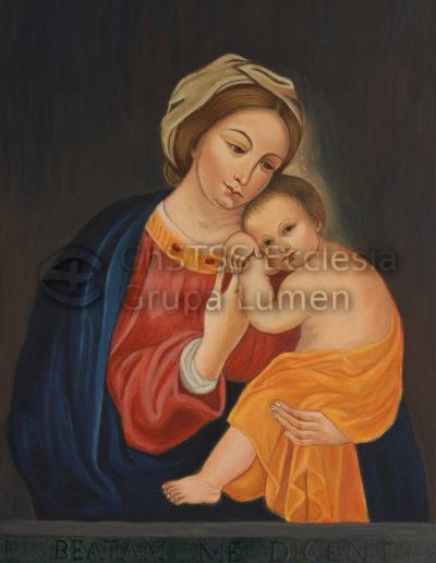 Matka Boska Zwycięska z Mariampola - Helena Nidecka
