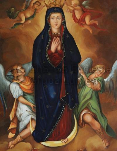 Wniebowzięcie Najświętszej Marii Panny - Ewa Gadnicka Włodarczyk